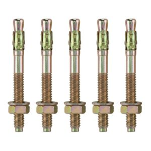 View 10mm M10 Throughbolt (L)100mm, Pack of 5 details