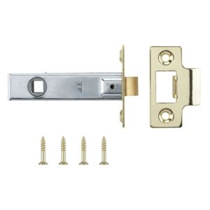 View B&Q Tubular Latch (L)80mm details