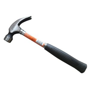 View B&Q Value Forged Steel Claw CT16DA Hammer 16Oz details