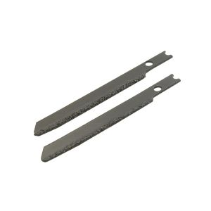 View B&Q Tungsten Carbide BN-2005F-S Jigsaw Blade (L)75mm, Pack of 2 details
