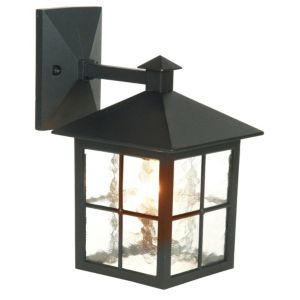 View Lights Outside Maine Black External Window Lantern details
