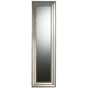 View Colours Metallic Effect Rectangular Mirror (L)1.07m (W) 300mm details