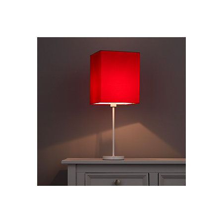 Red Light Shade D 205mm Departments Tradepoint