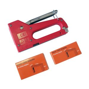 View B&Q 8mm Staple Gun details