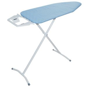 View B&Q Blue & White Ironing Board details