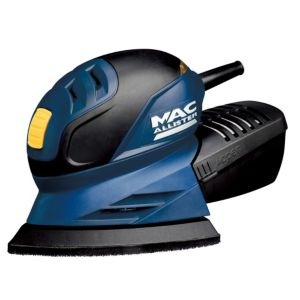 View Mac Allister Corded 100W Corner Sander MDS100 details