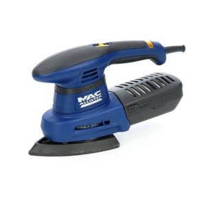 View Mac Allister Corded 200W Multi Sander MMS200 details