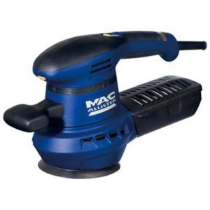 View Mac Allister Corded 450W Random Orbit Sander HB450RS details