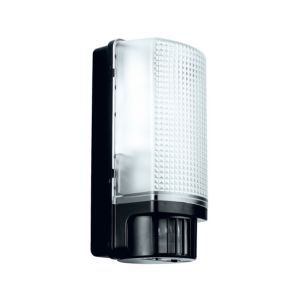 View B&Q Mains Powered 60W Incandescent PIR Bulkhead Light details