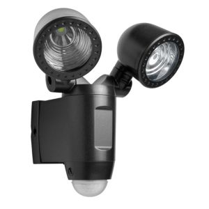 View Blooma Lumi 1W Battery Powered PIR Twin Spotlight details