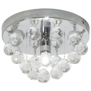 View Lights By B&Q Dynasty Ceiling Light details
