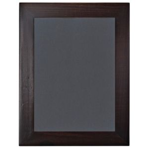 View Walnut Effect Wood Picture Frame (H) 27.7cm x (W)22.2cm details
