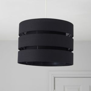 View Colours Trio Black Trio Light Shade (D)35cm details