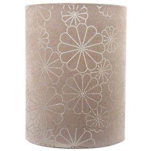 Image of Daisy Beige Laser cut Light shade (D)190mm