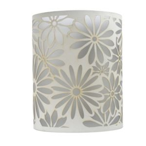 View Colours Boom Beige Floral Light Shade (D)20cm details
