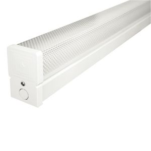 View Fluorescent 18W Batten Light with Diffuser (L)615mm details