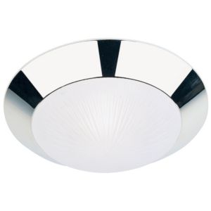 View Colours Lavela Chrome Effect Ceiling Light details
