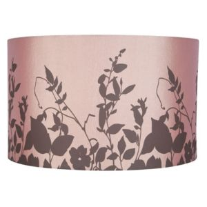 View Colours Christelle Brown Silhouette Light Shade (D)30cm details