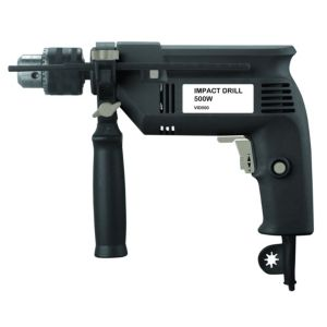View B&Q Corded 500W Hammer Drill details