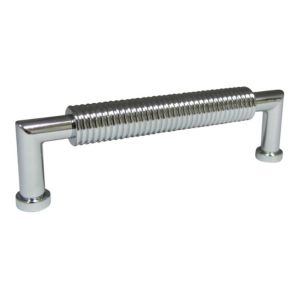 View Cooke & Lewis Chrome Effect Bar Cabinet Pull Handle, Pack of 1 details
