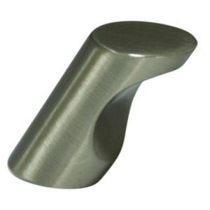 View Nickel Effect Round Cabinet Handle details