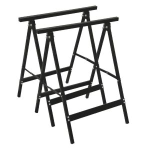 View B&Q Foldable Trestles, Pack of 2 details