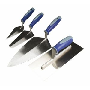 View B&Q Carbon Steel Trowel (L)280mm details