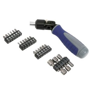 View B&Q 25 Piece Multi Screwdriver Set details