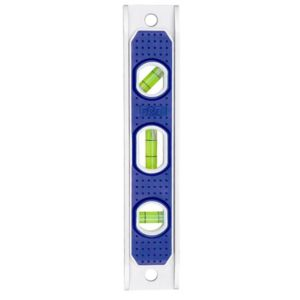 View B&Q Aluminium Torpedo Spirit Level (L)9