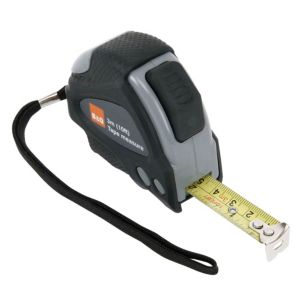 View B&Q BQT001 3m Tape Measure details