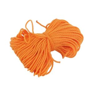 View B&Q Orange 18m Nylon Brick Line details