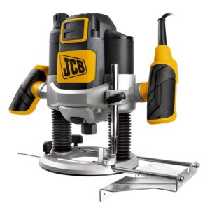 View JCB 1500W Plunge Router JCB-RO1500 details