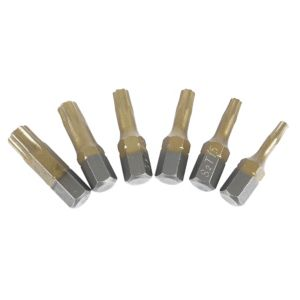 View JCB Specialist Screwdriver Key Set (L)25mm, Set of 6 details