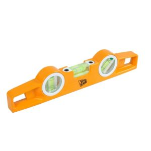 View JCB Aluminium Alloy Scaffold Spirit Level (L)250mm details