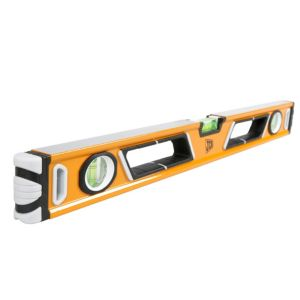 View JCB Aluminium Alloy Anti-Shock Spirit Level (L)600mm details