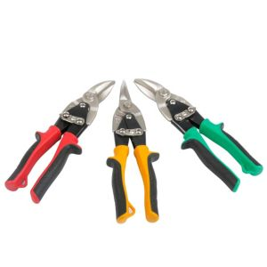View JCB Cr-V Steel Aviation Tin Snip, Set of 3 details