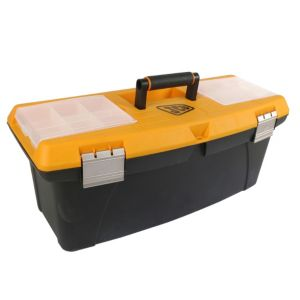 View JCB Polypropylene Tool Box 650mm details