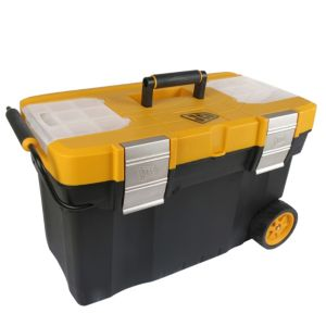 View JCB Yellow Polypropylene Tool Box details
