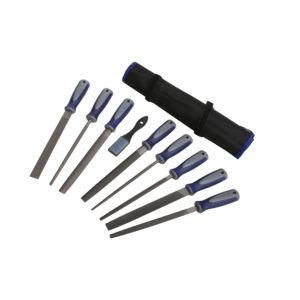 View B&Q File & Rasp, Set of 9 details