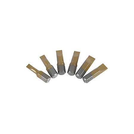 jcb steel phillips 6 piece screwdriver bit set departments diy at b q. Black Bedroom Furniture Sets. Home Design Ideas