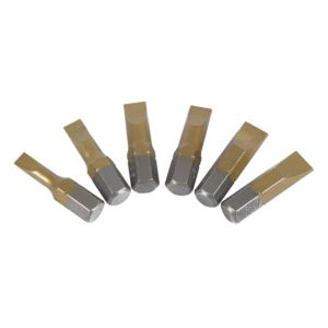 View JCB Steel Phillips 6 Piece Screwdriver Bit Set details