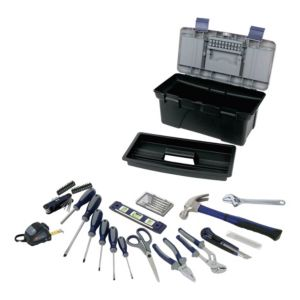 View B&Q 50 Piece Tool Kit details