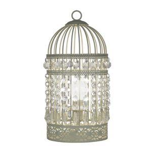 Image of Isobel Cream Incandescent Table lamp