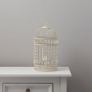 View Isobel Cream Table Lamp details