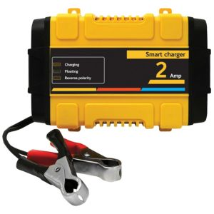Image of Torq 2 Amp Car Battery Charger