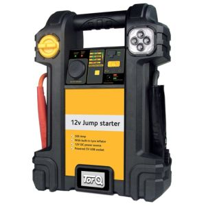 View Torq 300 Amp Jump Starter with Compressor details
