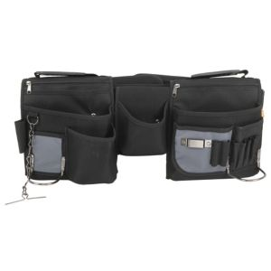 View B&Q Polyester Belt with Pouches details