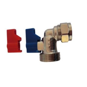 View Plumbsure Tap Isolation Valve, Pack of 1 details