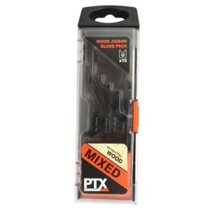 View PTX U-Shank Jigsaw Blade PA503111A, 10 Set of 1 details