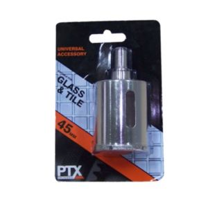 View PTX Tile & Ceramic Holesaw (Dia)45mm details
